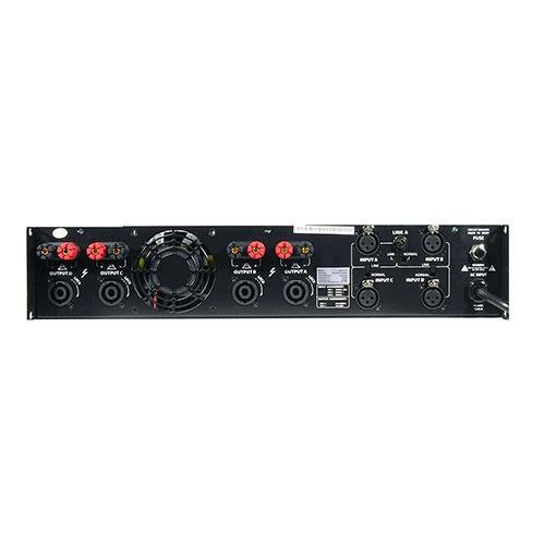 AMPLIFICADOR NORM4.10 BETA THREE 1000W POR CANAL