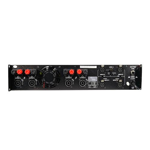 AMPLIFICADOR NORM4.6 BETA THREE 600W POR CANAL