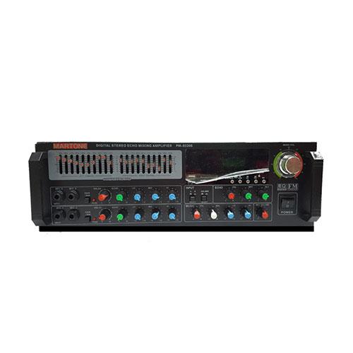 AMPLIFICADOR MARTONE CON BLUETOOTH 350W PM-8520S