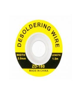 MALLA DESOLDADORA 2.0MM ZD-180