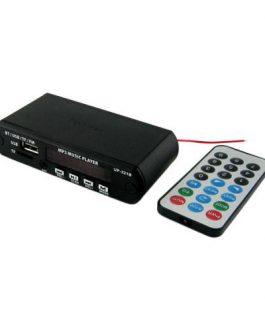 MÓDULO REPRODUCTOR EXTERNO USB/ BLUETOOTH/ FM TECHMAN UP-321B