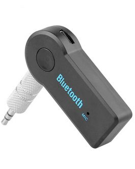 RECEPTOR INALÁMBRICO BLUETOOTH PARA CARRO BT-201