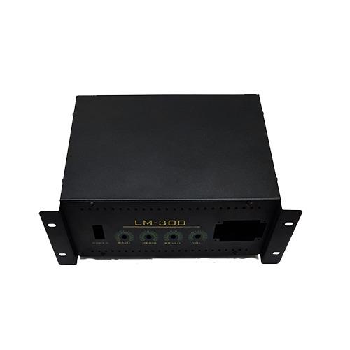 CHASIS PARA AMPLIFICADOR LM-300 USB