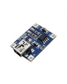 MODULO CARGADOR BATERIA LIPO TP4056 MINI USB