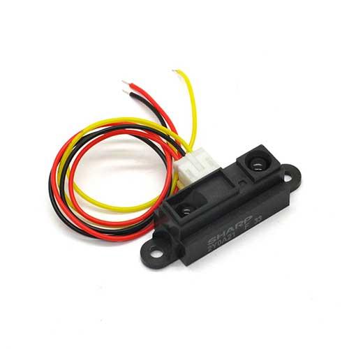 SENSOR SHARP INFRAROJO GP2Y0A21 / 10-80cm
