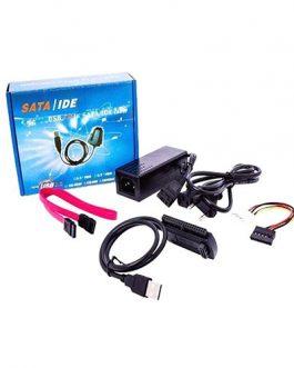 CONVERTIDOR USB 2.0 A IDE/SATA