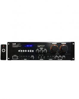 AMPLIFICADOR DE AUDIO PRODJ RA1500 FM/BLUETOOTH/USB