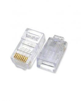 CONECTOR PLASTICO RJ45