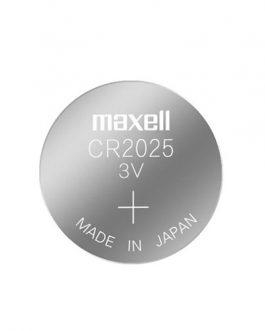 PILA CR2025 MAXELL