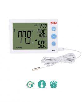 TERMOHIGROMETRO – Medidor de Humedad y temperatura UNIT A12T