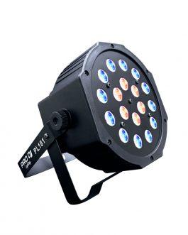 LUZ PAR LED PRO DJ LIGHTING PL181